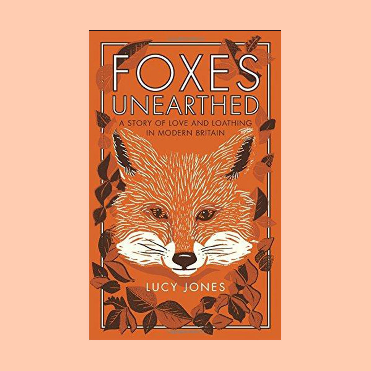 Foxes Unearthe Book Cover
